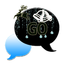 GO SMS THEME/SleighBells2