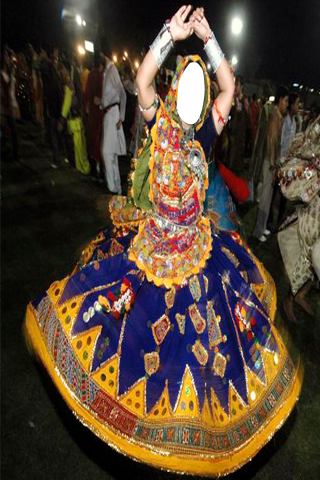 Garba Festival Fashion Wear