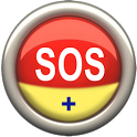 SOS My Location - GPS Tracker icon