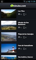 Screenshot of La Palma - Travel Guide