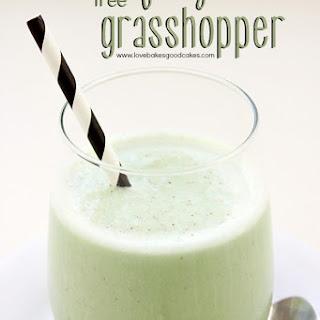 Dairy-Free Frozen Grasshopper