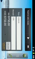 Screenshot of Discount Calculator Widget
