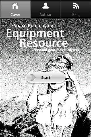 FSpaceRPG Equipment Guide v1.2