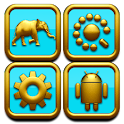 Brazil GO Launcher Ex Theme icon