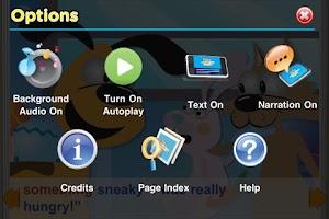 Screenshot of StoryChimes Jasper's Easter