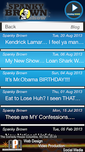 The Spanky Brown Experience- screenshot thumbnail