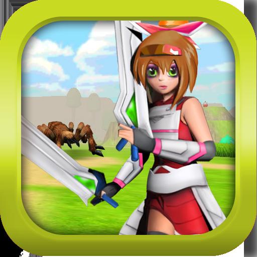 Arcane Knight RPG LOGO-APP點子