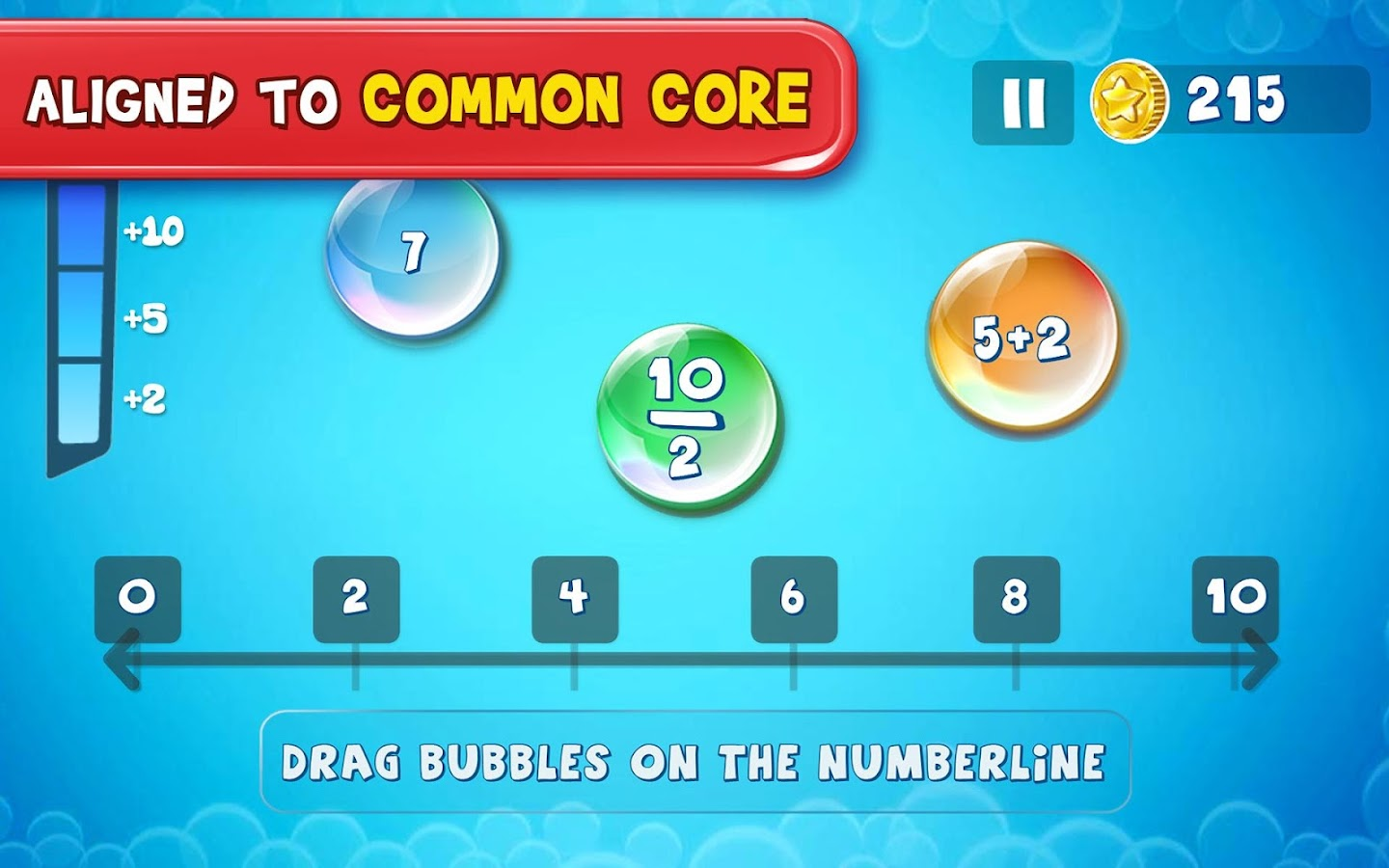 Math Pop Grade 1- screenshot