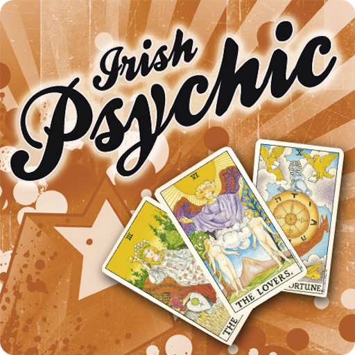 Irish-Psychic LOGO-APP點子