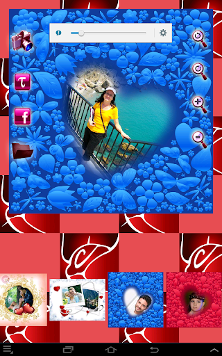 Lovely Photo Frames Collage 1.33 screenshots 10