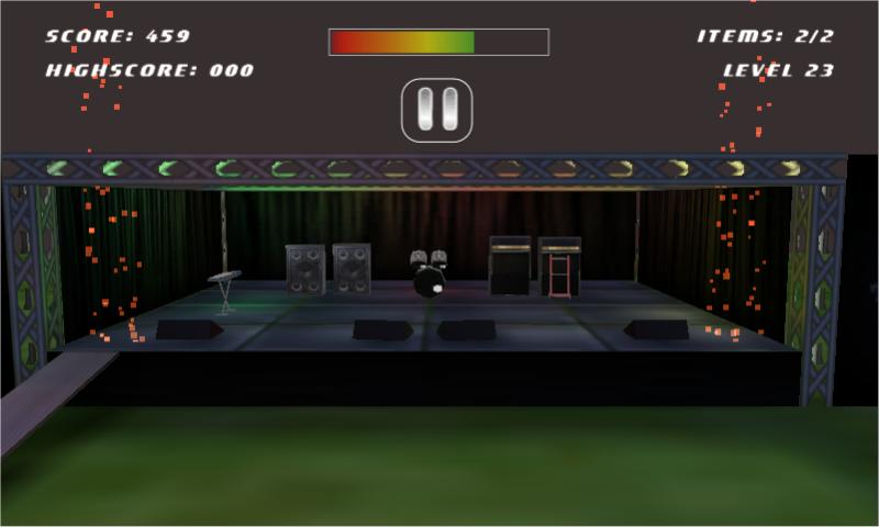 Roadie - screenshot