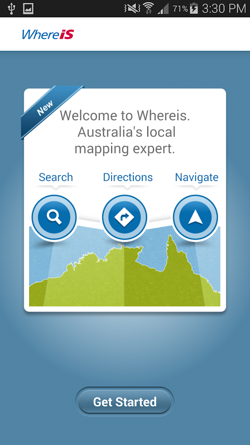 Whereis® - screenshot