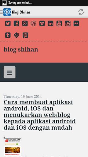 Blog Shihan