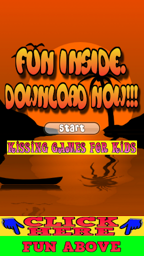 Kissing Games for Kids