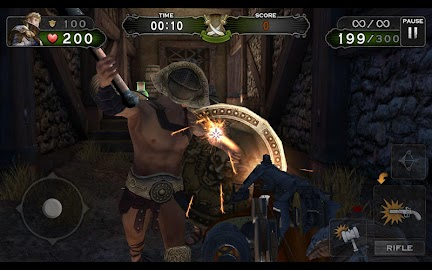 Renaissance Blood THD Screenshot 2