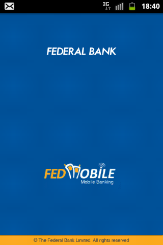FedMobile-Old version- screenshot