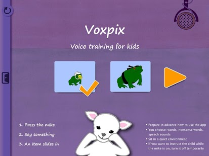 Voxpix- screenshot thumbnail