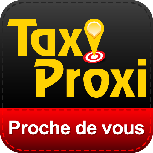 Taxi Proxi LOGO-APP點子