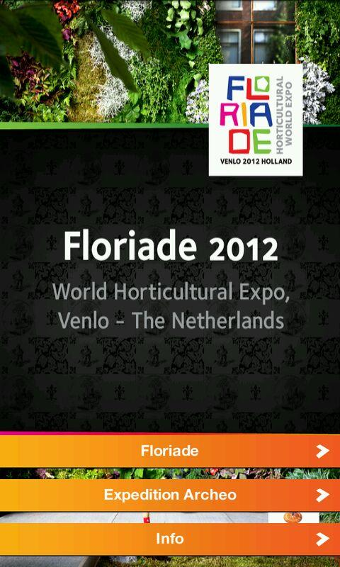 Floriade 2012 - Venlo (EN) - screenshot