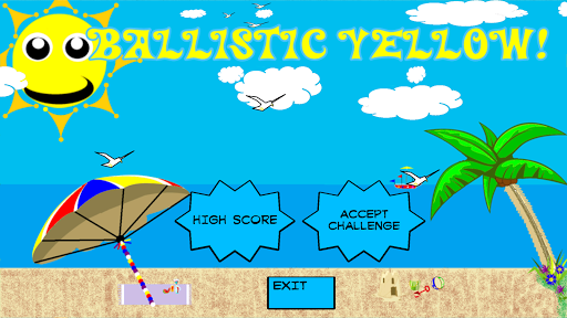 BALListic Yellow Challenge