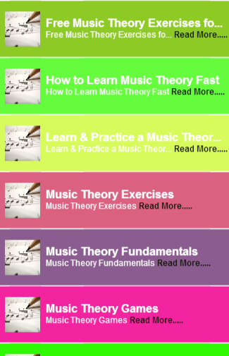 Music Theory Guide