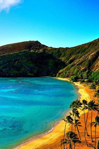 Hawaii Islands Live Wallpaper