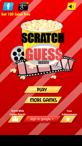 Scratch N Guess the Movie Saga
