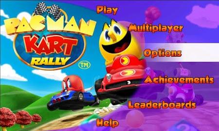 PAC-MAN Kart Rally by Namco Screenshot 1