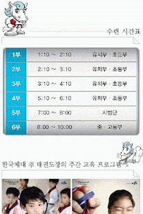 한국체대 효 태권도 - screenshot thumbnail