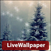 Winter Snowfall LiveWallpaper