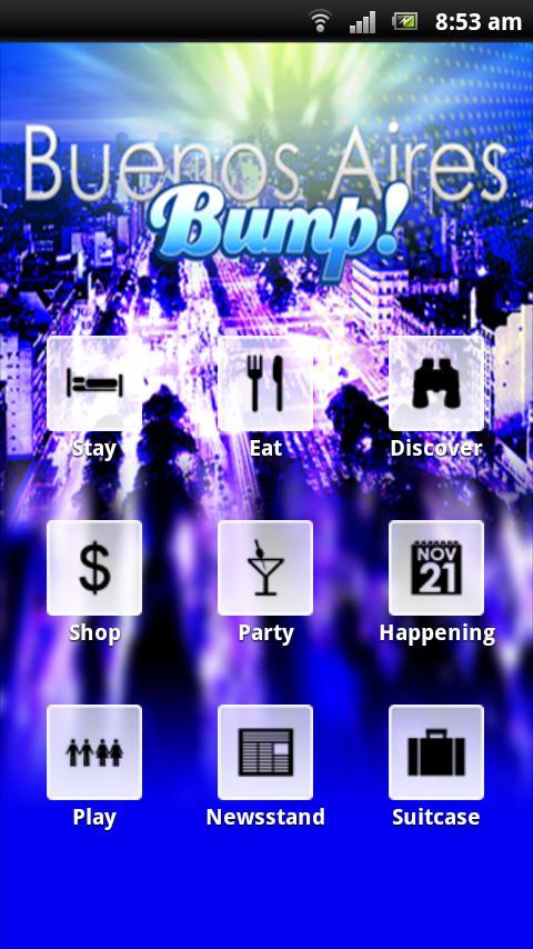 Bump! Buenos Aires- screenshot