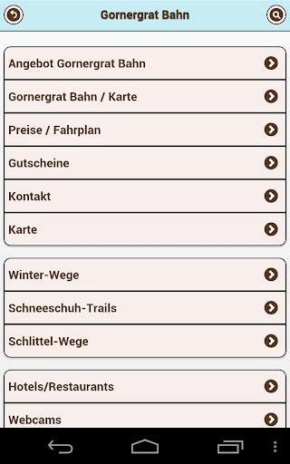 Gornergrat alpmove Reiseführer