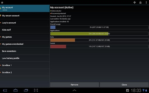 SwitchMe Multiple Accounts v1.5.4.5.B4