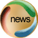 Hand news logo