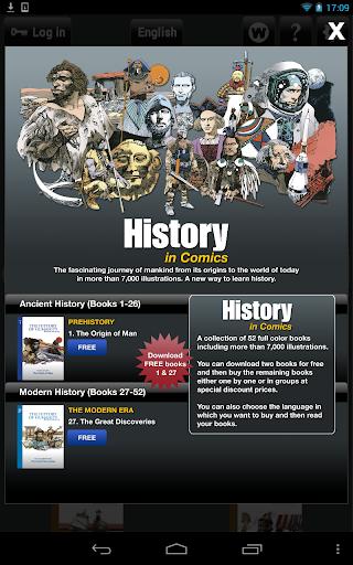 History in Comics