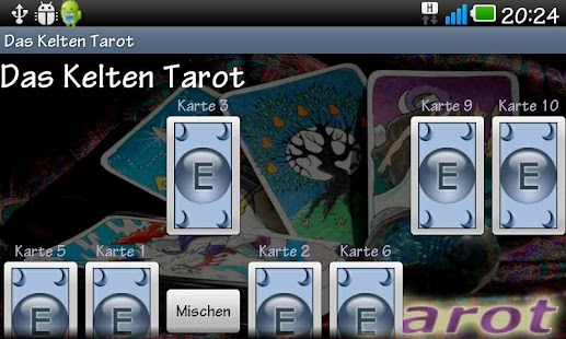 Tarot - screenshot thumbnail