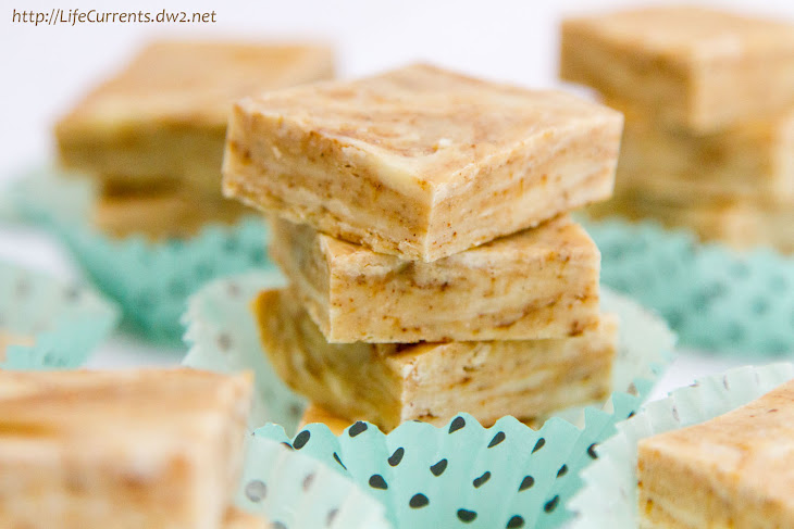 Dirty Chai Spiced Fudge Recipe