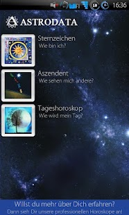 Astro App Horoskope - screenshot thumbnail
