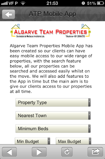 玩商業App|AlgarveTeam Property Finder免費|APP試玩