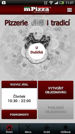 Pizzerie U Dušičků Pardubice