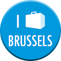 Brussels Travel Guide & Map icon