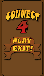Connect 4 screenshot