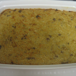 Salt and Pepper Kugel
