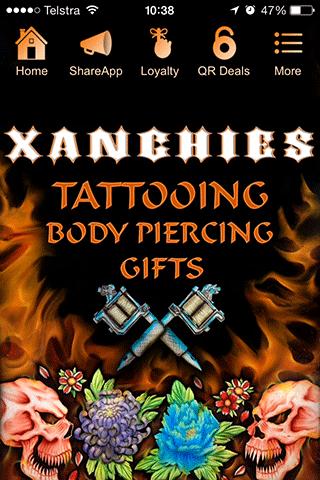 Xanchies Tattoo