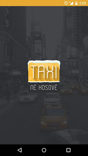 TAXI NË KOSOVË