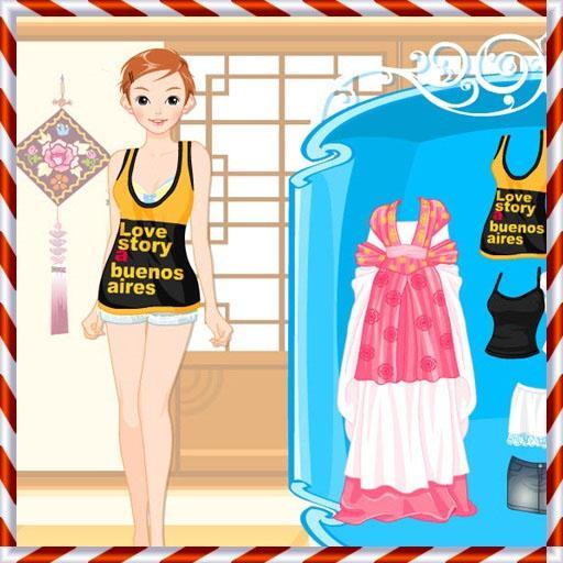 韩国女孩装扮 休閒 App LOGO-APP試玩