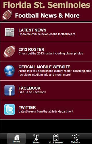 FSU Football News