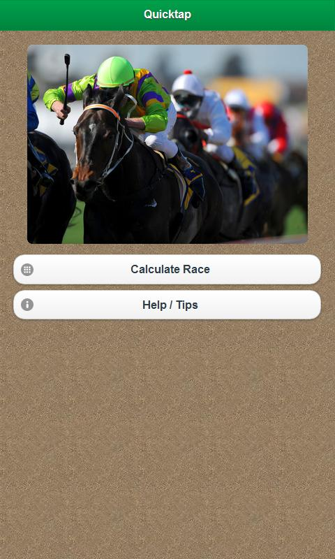 Horse Betting Quicktap- screenshot