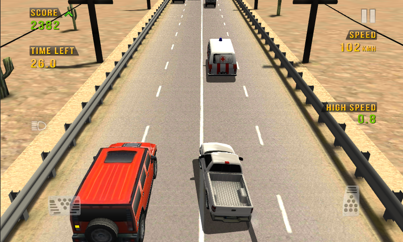Traffic Racer - screenshot