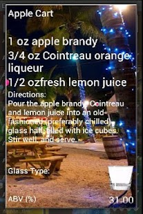 Cocktails Recipes - screenshot thumbnail